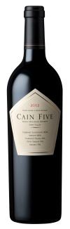 Cain-Five-2012-bottle