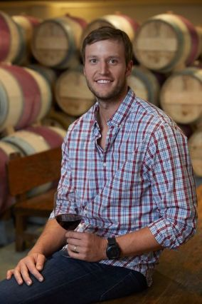 Winemaker Joe Harden