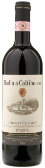 Coltibuono Riserva bottle shot
